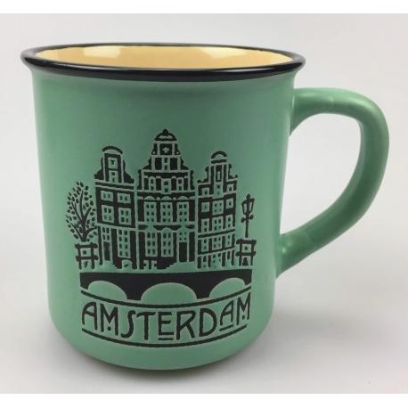 Mok Amsterdam Groen Old Style