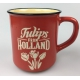 Mok Tulpen Holland Rood