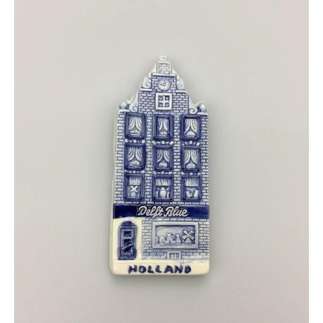 Magneet  Delftsblauwe winkel Holland