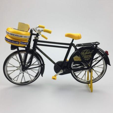 Miniatuur herenfiets Cheese Holland 23 x 13 cm