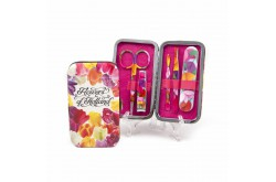 Manicure setje Flowers of Holland