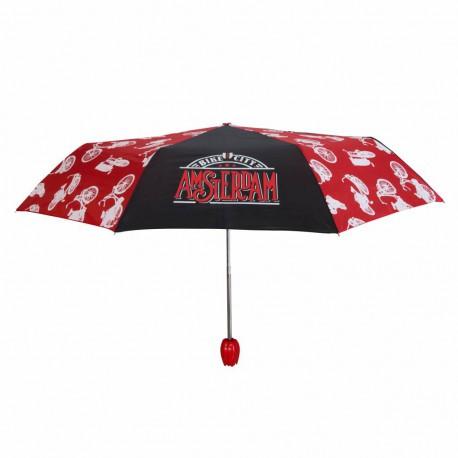 paraplu fietsen Amsterdam
