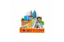 Magneet MDF Rotterdam 'City'