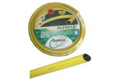 100 meter ALFAFLEX slang geel half inch - 12.5 mm