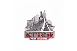 Magneet Erasmusbrug Rotterdam Tin