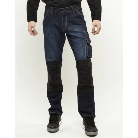 Twentyforseven Jeans model Bison D30 Dark Blue