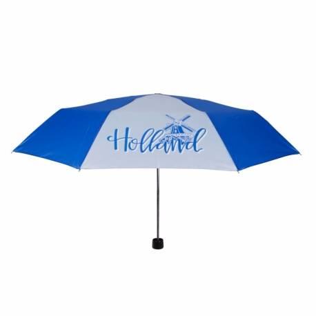 Paraplu Delftsblauw Molen Holland