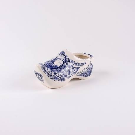Klomp keramiek delftsblauw 15.5 cm