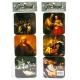 Set van 6 kurk onderzetters Rembrandt