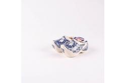 720 paar klompjes van 5 cm delfts blauw porselein