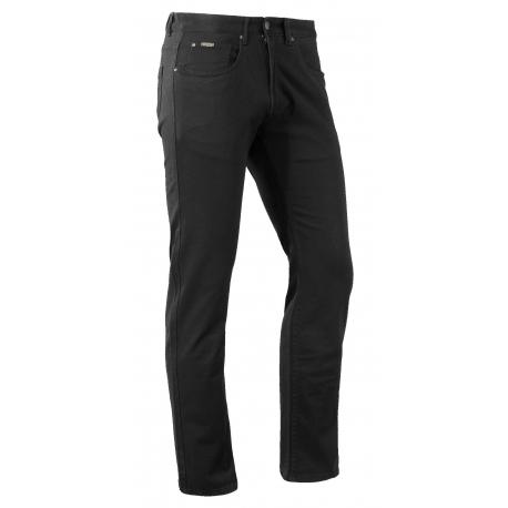 Brams Paris Hugo Stretch jeans Black