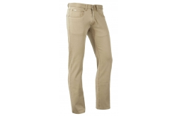 Brams Paris Hugo Stretch jeans Sand