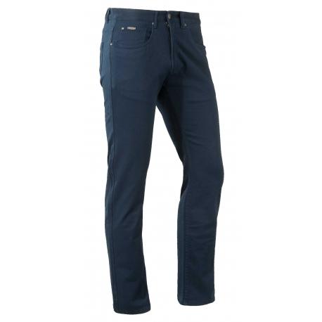 Brams Paris Hugo Stretch jeans navy