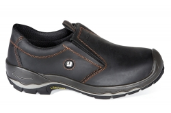 Grisport werkschoenen instap zwart 72009