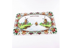 Placemat color molen Holland  43 cm x 28 cm