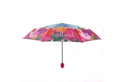 Paraplu tulp design met molen Holland
