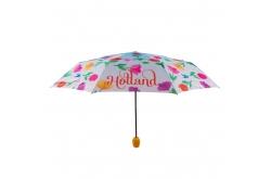 Paraplu tulp design zwevende tulpen Holland