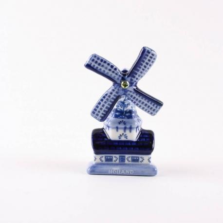 Magneet Delftsblauwe molen