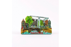 Magneet Ophaalbrug Amsterdam