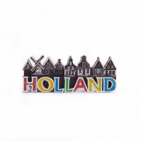 Magneet Hollandse Huisjes