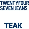 247 Jeans model Teak